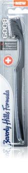 Beverly Hills Formula 6008 Filaments zubní kartáček s aktivním uhlím soft