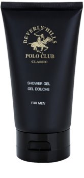 Beverly Hills Polo Club Classic for Men gel de duche para homens 150 ml