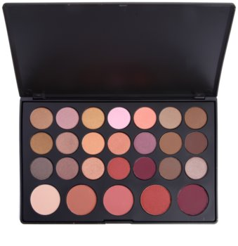 BH Cosmetics 26 Color Eyeshadow And Blush Palette