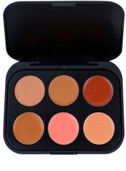 BH Cosmetics 6 Color estuche de correctores