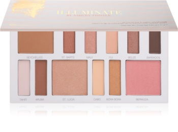 BH Cosmetics Illuminate by Ashley Tisdale palette multifunzione