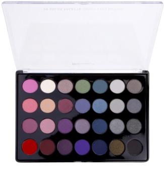 BH Cosmetics BHcosmetics 28 Color Smoky paleta de sombras con efecto ahumado