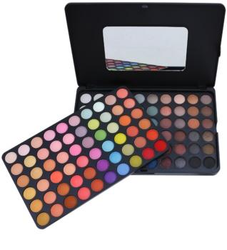 BH Cosmetics BHcosmetics 120 Color 3rd Edition paleta de sombras de ojos