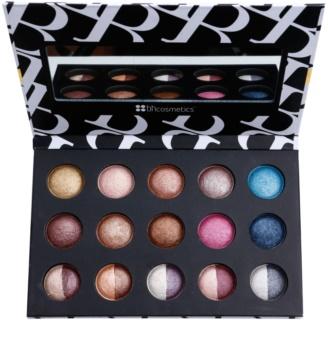 BH Cosmetics BHcosmetics Baked and Beautiful palette di ombretti con specchietto