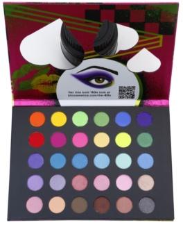 BH Cosmetics BHcosmetics Eyes on the ´80s paleta de sombras de ojos