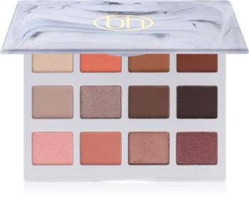 BH Cosmetics BHcosmetics Marble Warm Stone paleta de sombras
