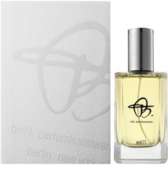 Biehl Parfumkunstwerke EO 03 eau de parfum mixte