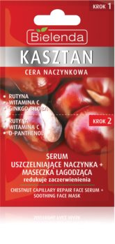 Bielenda Chestnut Face Mask to Widespread and Bursting Veins