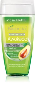 Bielenda Avocado nježno dvofazno sredstvao za uklanjanje make-upa za osjetljive oči