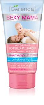Bielenda Sexy Mama festigendes Gel für die Brüste für Schwangere und junge Mütter