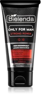 Bielenda Only for Men Strong Power регенериращ крем против бръчки
