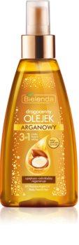 Bielenda Precious Oil  Argan олійка-догляд для обличчя, тіла та волосся