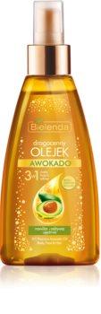 Bielenda Precious Oil Avocado olio trattante per viso, corpo e capelli