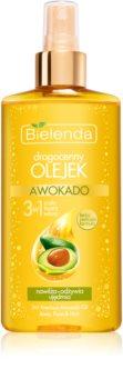 Bielenda Precious Oil Avocado huile nourrissante visage, corps et cheveux