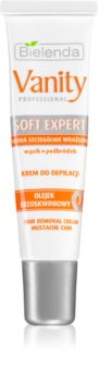 Bielenda Vanity Soft Expert depilacijska krema za obraz