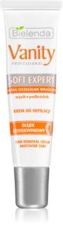 Bielenda Vanity Soft Expert krema za depilaciju za lice