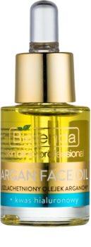 Bielenda Skin Clinic Professional Moisturizing huile lissante pour une hydratation intense