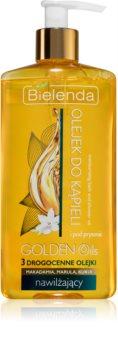 Bielenda Golden Oils Ultra Hydration λάδι για ντους και μπάνιο με ενυδατικό αποτέλεσμα