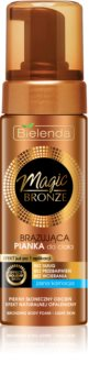 Bielenda Magic Bronze mousse autoabbronzante per pelli chiare