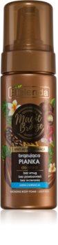 Bielenda Magic Bronze Selbstbräunerschaum für helle Haut