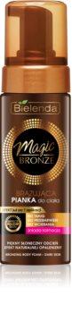 Bielenda Magic Bronze mousse auto-bronzante pour peaux foncées