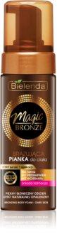 Bielenda Magic Bronze Selbstbräunerschaum für dunkle Haut