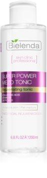 Bielenda Skin Clinic Professional Rejuvenating aktywny tonik regenerujące skórę