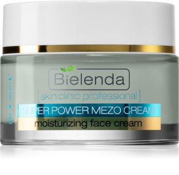 Bielenda Skin Clinic Professional Moisturizing crema idratante ringiovanente per tutti i tipi di pelle