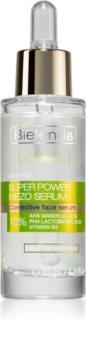 Bielenda Skin Clinic Professional Correcting verjüngendes Anti-Aging Serum für Haut mit kleinen Makeln