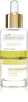 Bielenda Skin Clinic Professional Super Power Mezo Serum Rejuvenating Serum For Skin With Imperfections