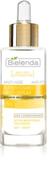 Bielenda Skin Clinic Professional Super Power Mezo Serum aktivní sérum pro rozjasnění pleti