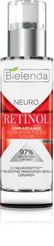 Bielenda Neuro Retinol verjüngendes Anti-Aging Serum gegen Mimikfalten