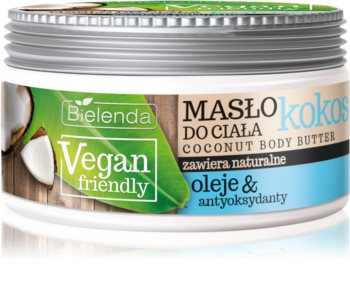 Bielenda Vegan Friendly Coconut manteiga corporal