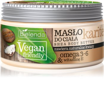 Bielenda Vegan Friendly Shea maslo za telo