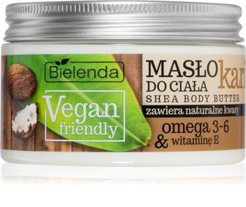 Bielenda Vegan Friendly Shea tělové máslo