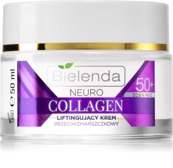 Bielenda Neuro Collagen crema cu efect de lifting 50+