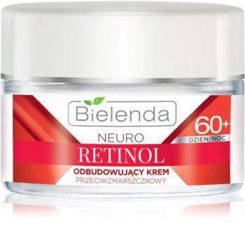Bielenda Neuro Retinol erneuernde Creme gegen Falten 60+