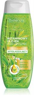 Bielenda Your Care Bamboo & Green Tea óleo de duche com vitamina E