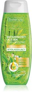 Bielenda Your Care Bamboo & Green Tea olio doccia con vitamina E