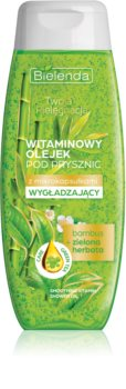 Bielenda Your Care Bamboo & Green Tea Shower Oil with Vitamine E