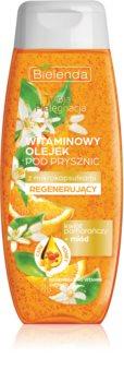 Bielenda Your Care Orange Blossom & Honey huile douche traitante à la vitamine E