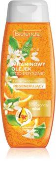 Bielenda Your Care Orange Blossom & Honey olio doccia trattante con vitamina E