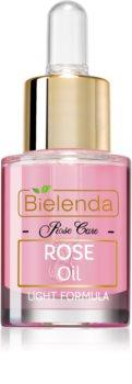 Bielenda Rose Care huile légère visage