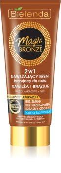 Bielenda Magic Bronze Bronzing Body Cream - Light Skin