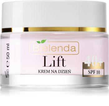 Bielenda Lift crème hydratante anti-rides SPF 10