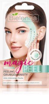 Bielenda Magic Peel hrubozrnný peeling