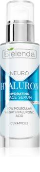 Bielenda Neuro Hyaluron verjüngendes Anti-Aging Serum mit glättender Wirkung