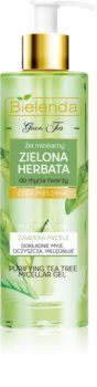 Bielenda Green Tea Mizellen-Reinigungsgel für fettige und Mischhaut
