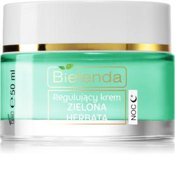 Bielenda Green Tea crema notte normalizzante per pelli miste