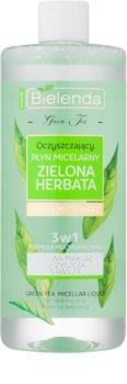 Bielenda Green Tea água micelar de limpeza